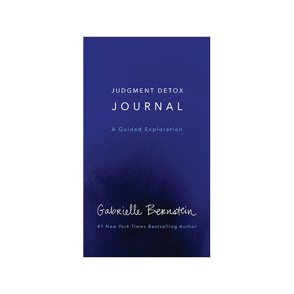 Judgement Detox Journal